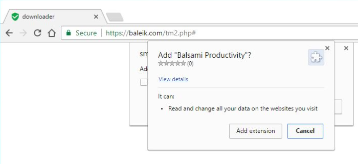 Balsami Productivity
