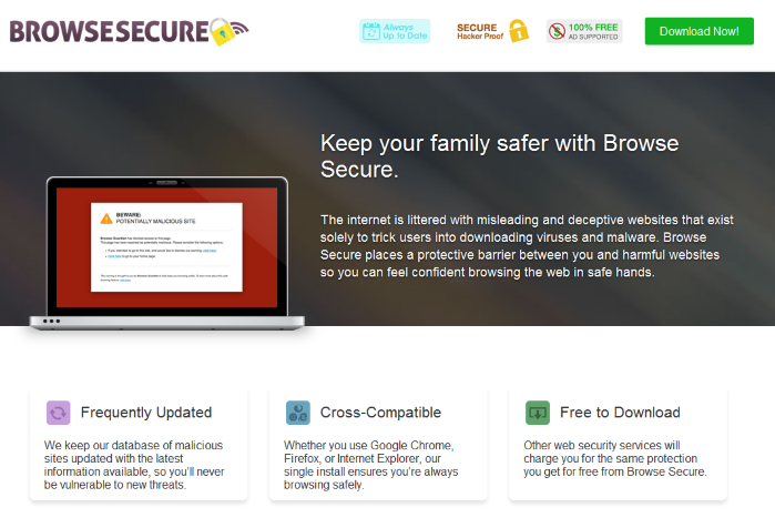 BrowseSecure
