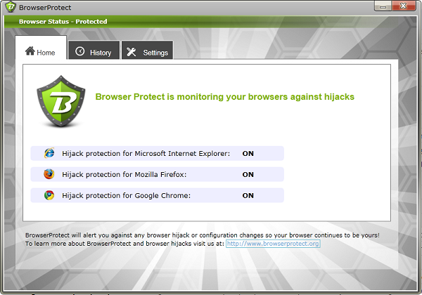 How to remove Browser Protect from Google Chrome, Mozilla