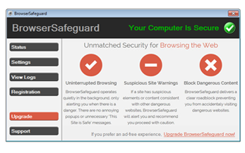 Browser Safeguard