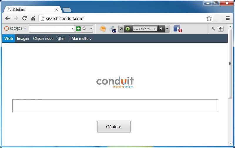 Conduit Search Toolbar