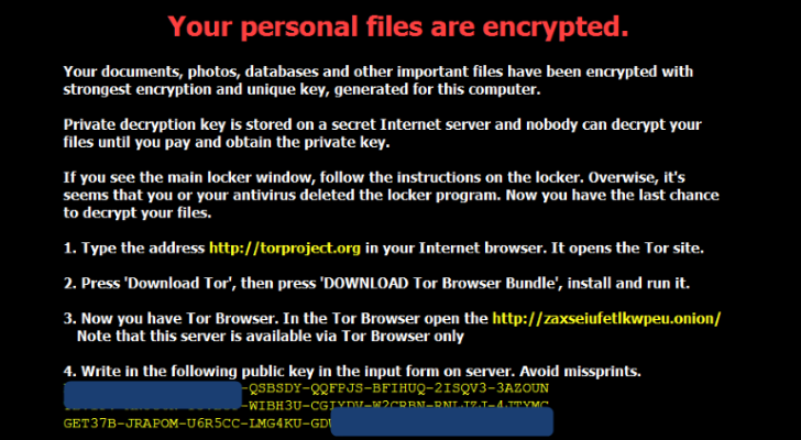 How to resolve wanna cry ransomware