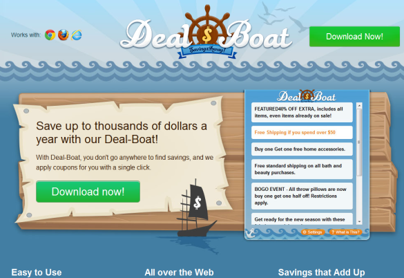 Deal Boat
