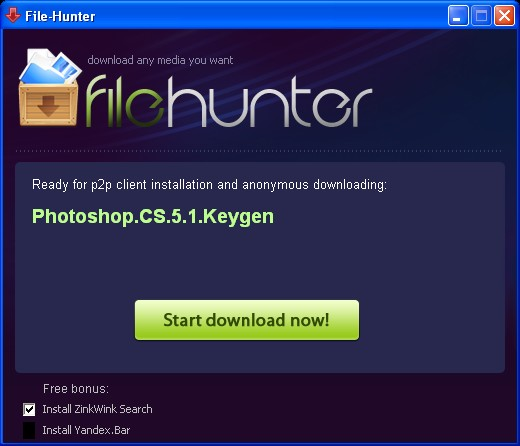 Filehunter