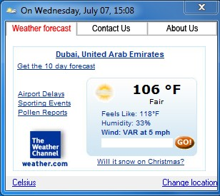 How to remove Free Weather Forecast (ads, pop-ups, banners)
