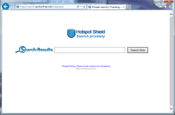 Hotspot Shield Toolbar