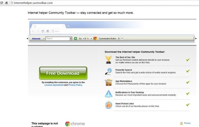 internet helper software free  for windows 7