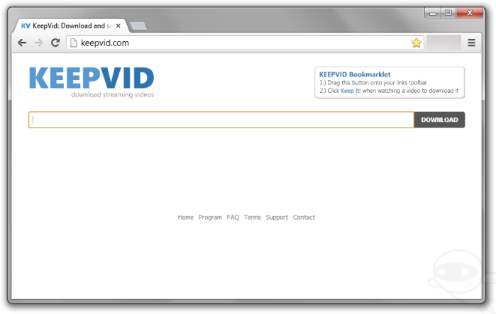 Keepvid removal remove keepvid easily keepvid stopboris Image collections
