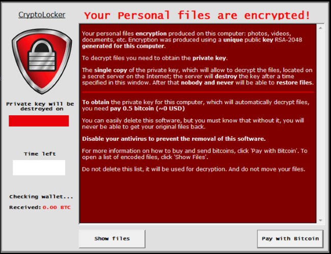 How to remove PClock Ransomware and decrypt files