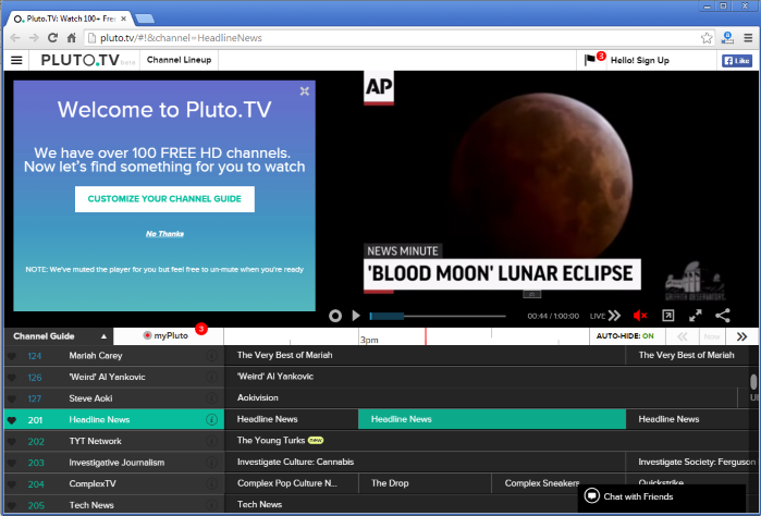 How to remove Pluto tv (ads, pop-ups, banners)