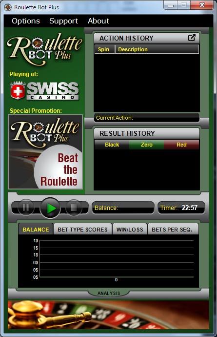 Roulette bot poker face paroles glee