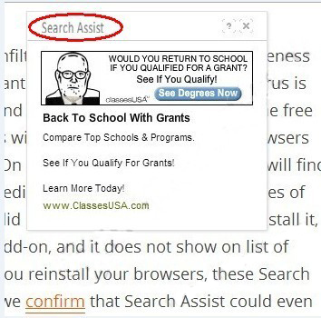 SearchAssist