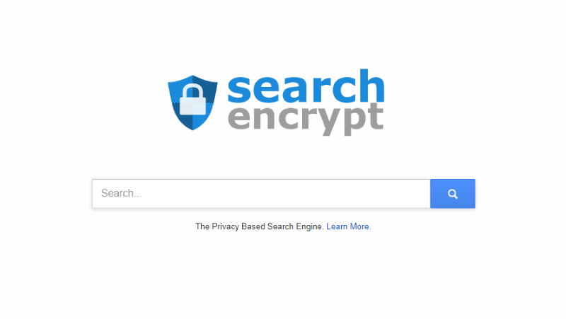 Wie Entfernen Search Encrypt (Chrome, Firefox, Internet