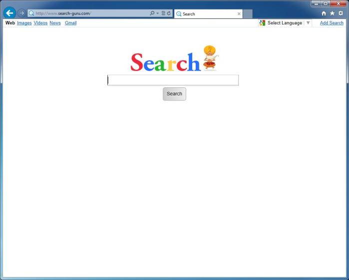 How to remove Search Guru Virus from Google Chrome, Mozilla