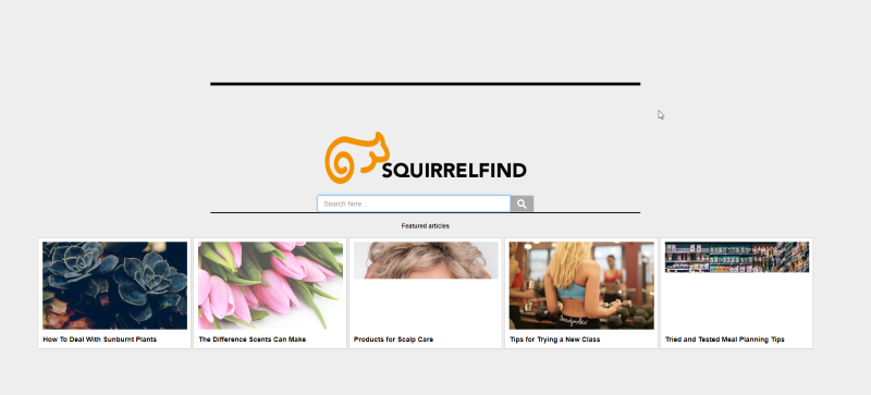 Squirrelfind.com