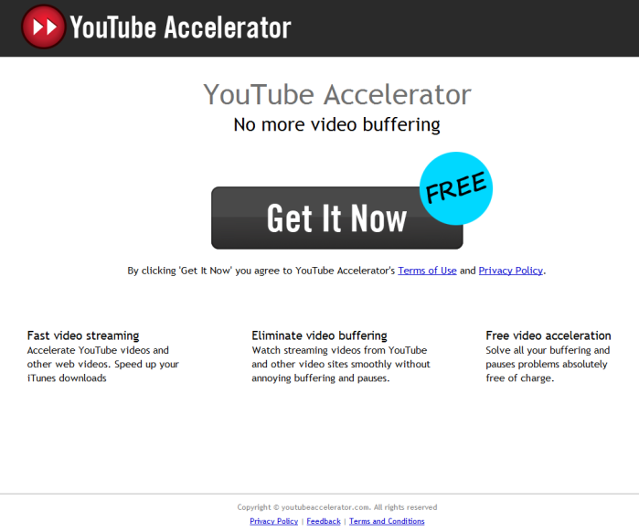 How to remove YouTube Accelerator (ads, pop-ups, banners)