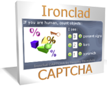 Ironclad CAPTCHA