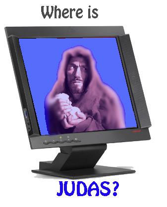 Registry is Judas