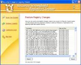 Registry Cleaner (скриншот 2)