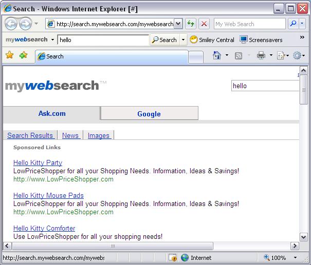 Eliminar Mywebsearch Toolbar De Los Navegadores