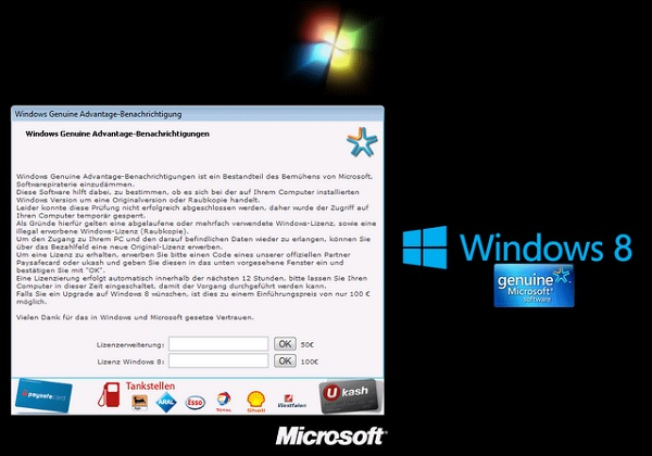 Remove Windows Genuine Advantage Windows Xp