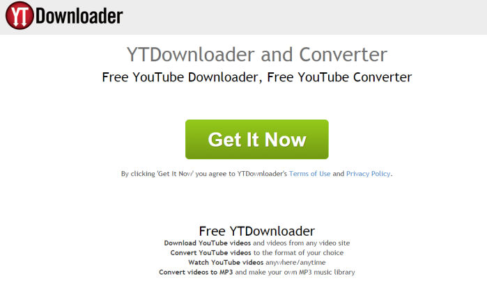 How to remove YTDownloader (ads, pop-ups, banners)