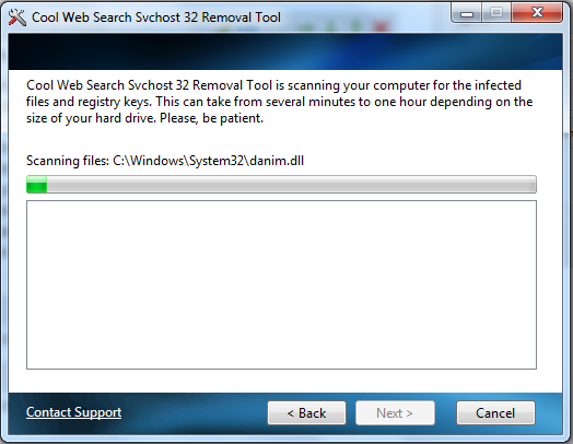 Remove Coolwebsearch adware now!