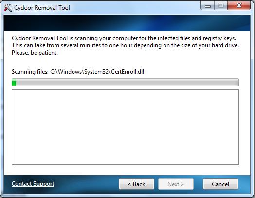Cydoor Removal Tool