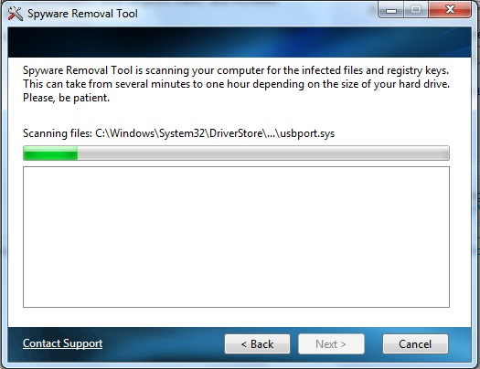 Spyware Removal Tool 1.0
